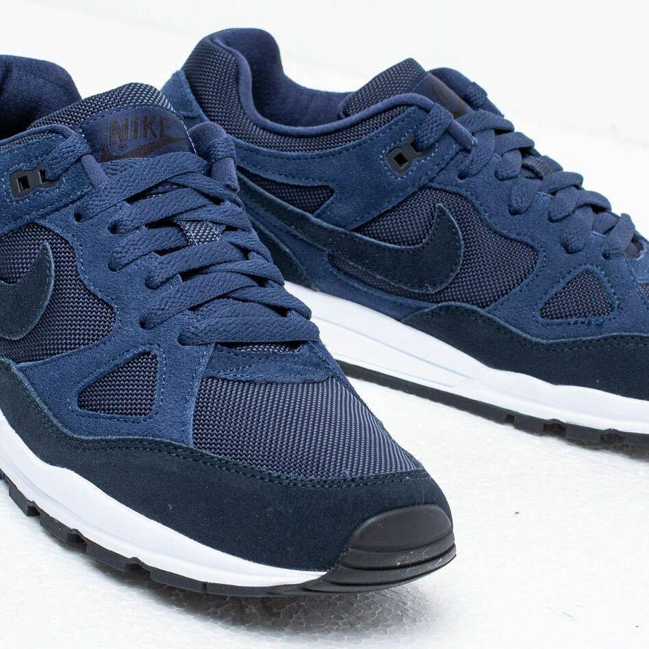 Nike Air Span Ii Se Sp19 Midnight Navy/ Dark Obsidian-Black-White, Blue