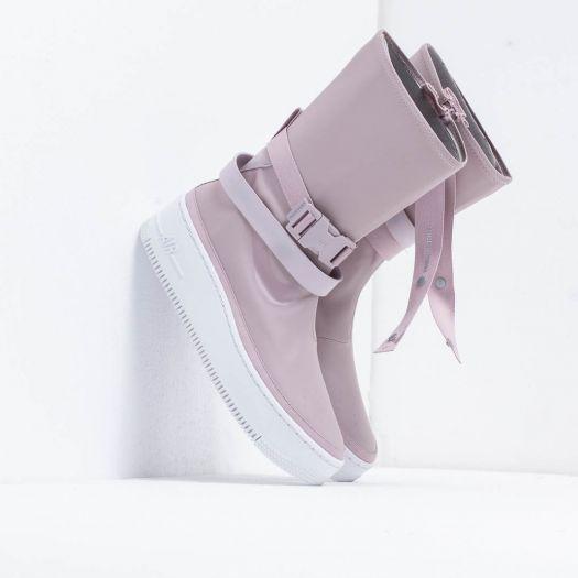 pretty nice 119b6 6615d Nike W Af1 Sage Hi Violet Ash/ Violet Ash-White-Oil Grey ...