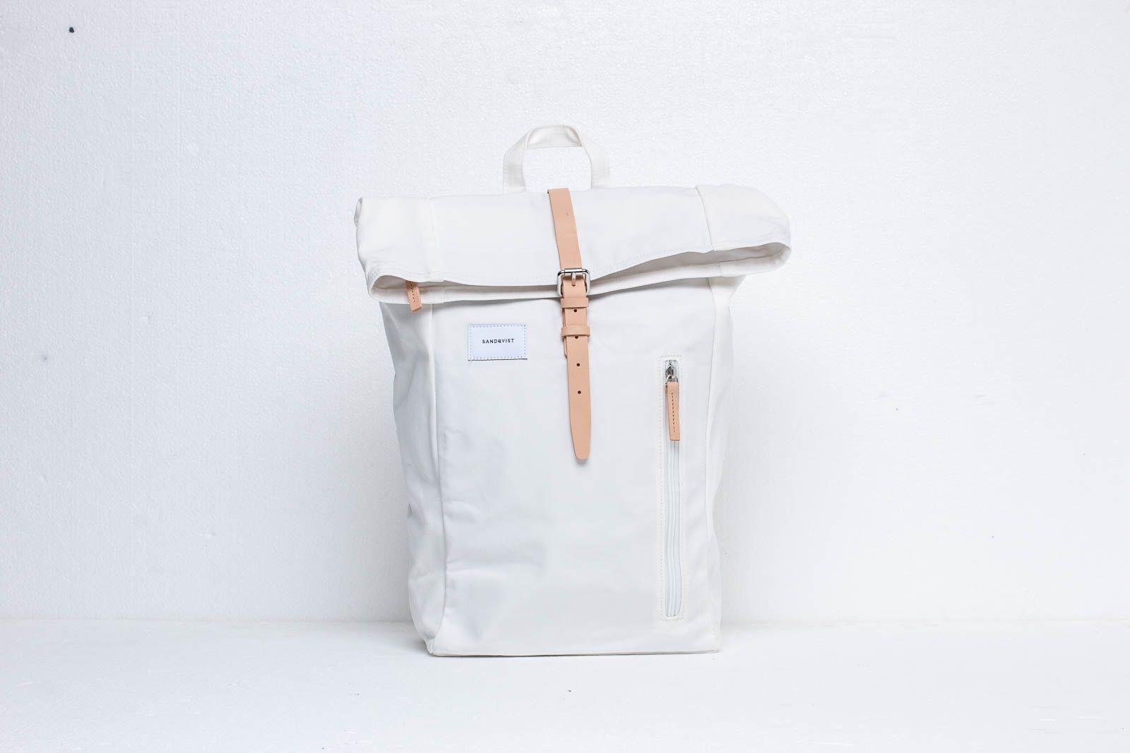 Ruksaci SANDQVIST Dante Backpack Off-White