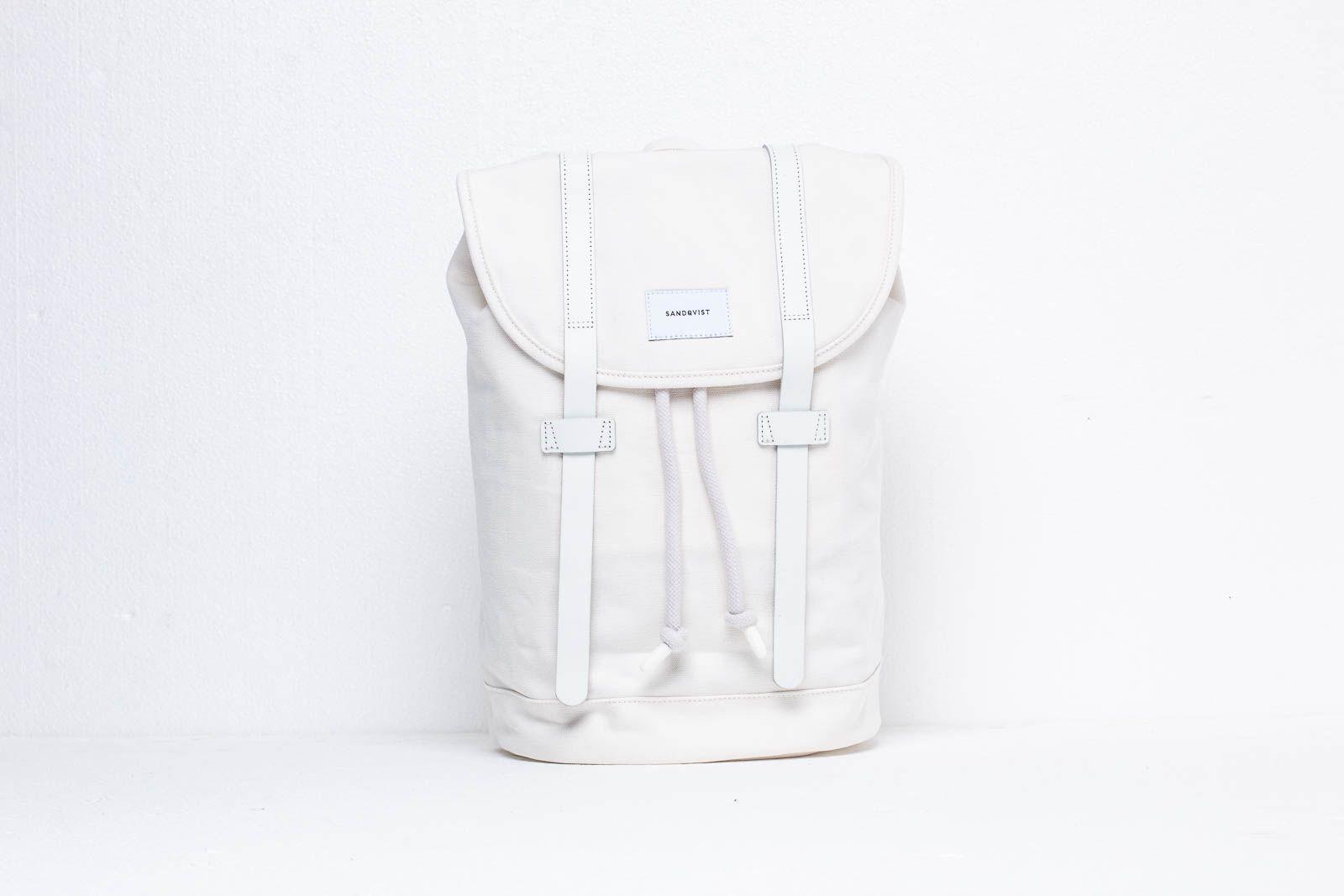 SANDQVIST Stig Backpack Off-White za skvelú cenu 123 € kúpite na Footshop.sk