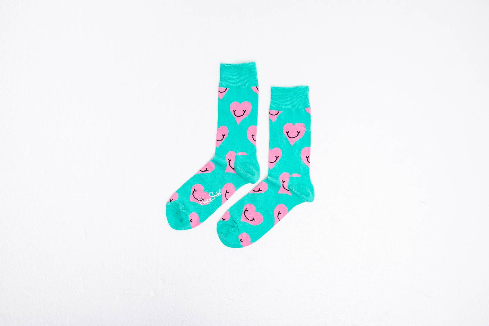 Happy Socks Smiley Heart Socks at a great price 11 € buy at Footshop