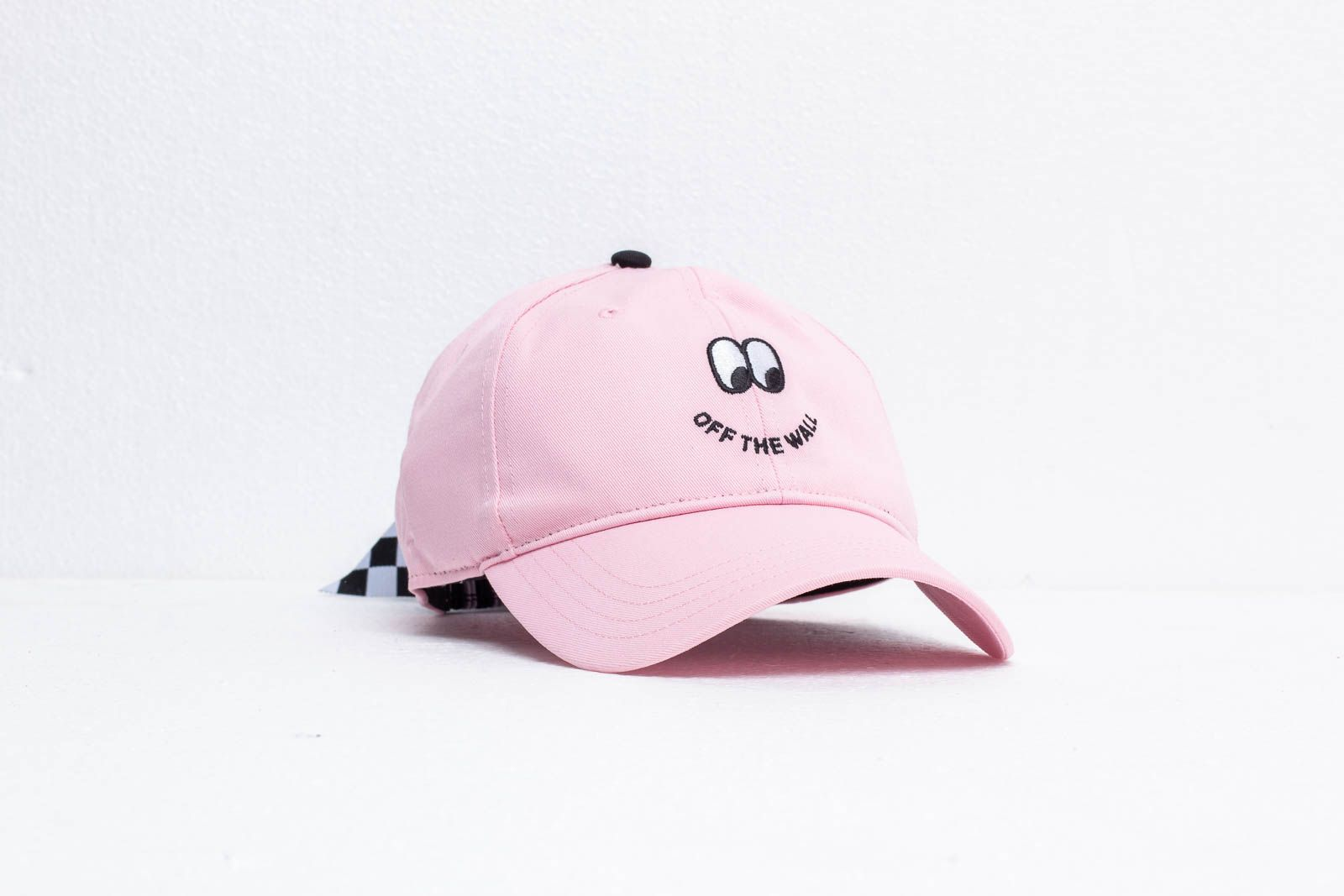 Vans x Lazy Oaf Off The Wall Lazy Cap Almond Blossom