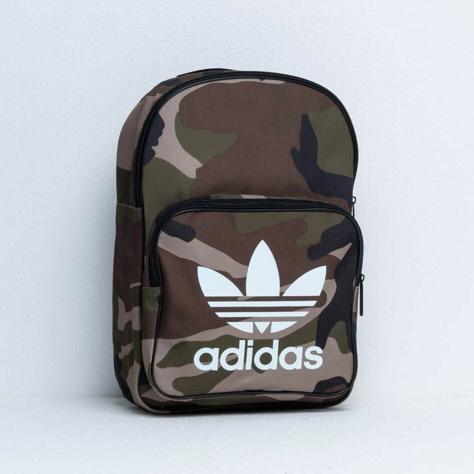 adidas Classic Camouflage Backpack Camo