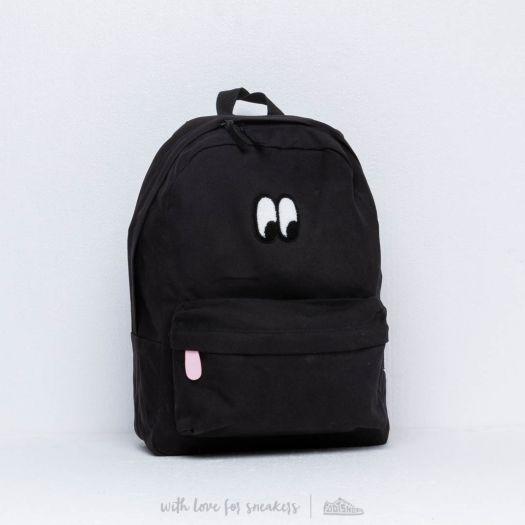 e7d43c8ca6 Vans x Lazy Oaf Eyeball Backpack Black