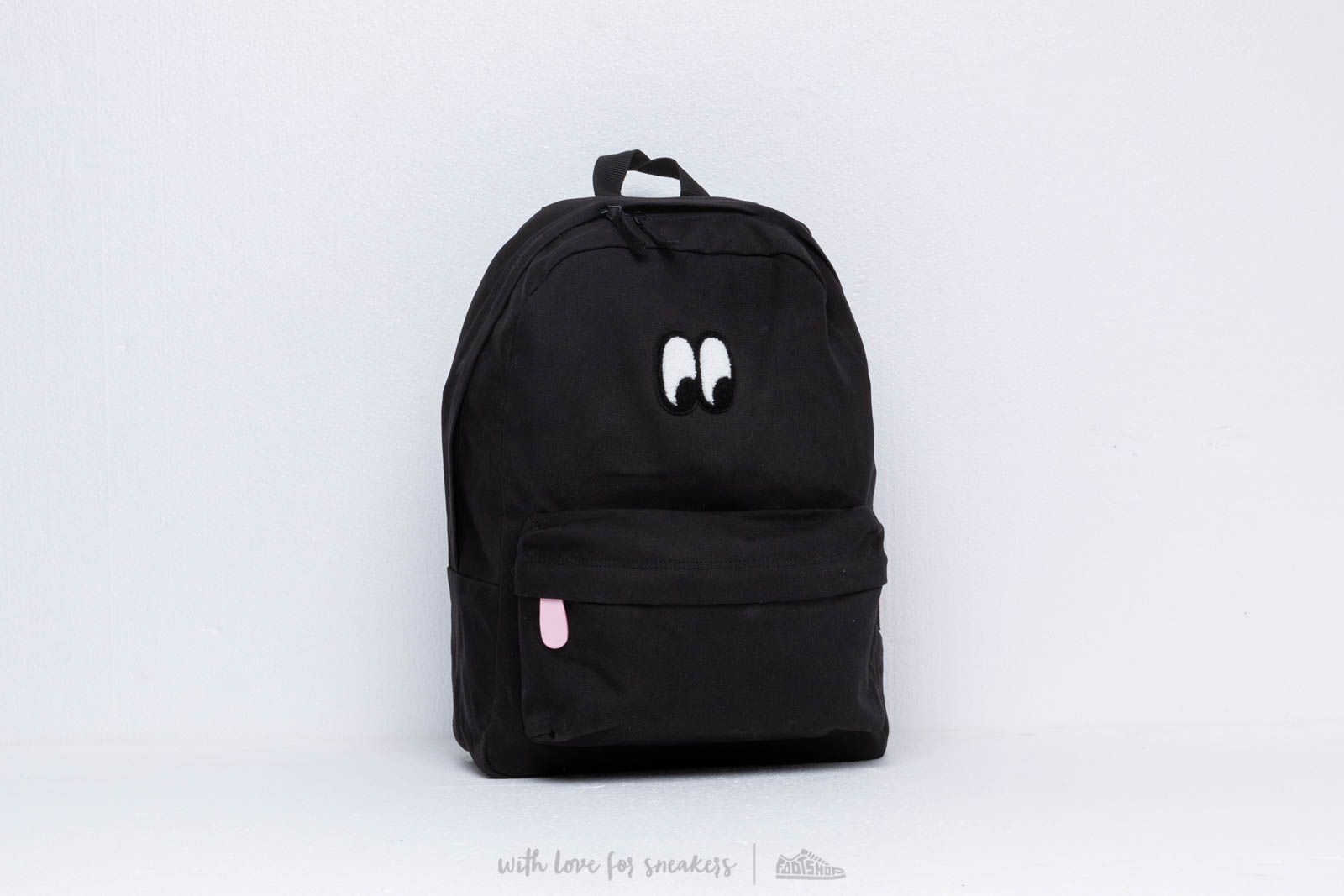 Vans x Lazy Oaf Eyeball Backpack Black