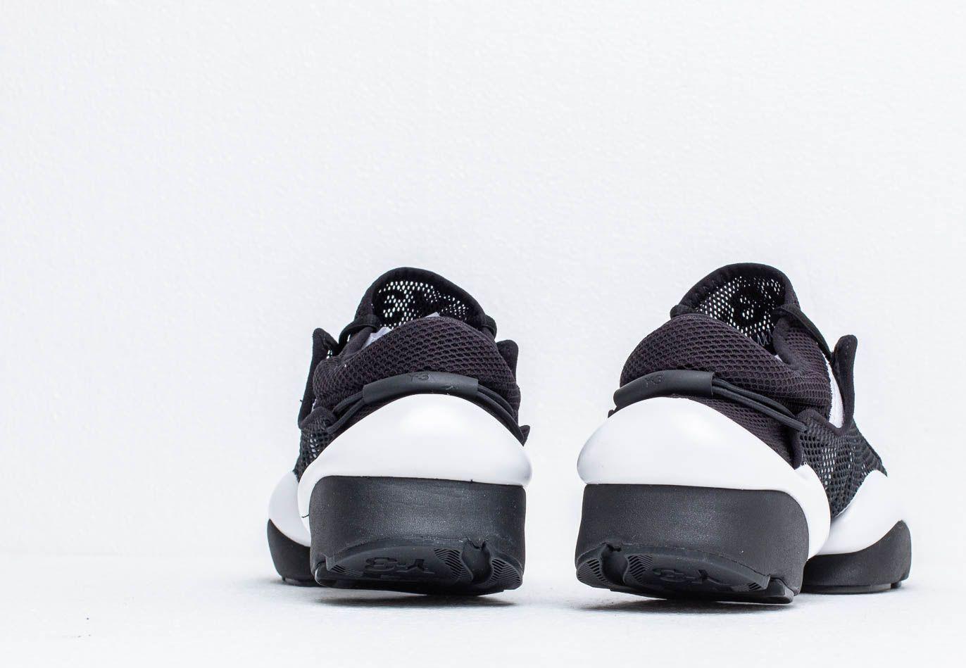 Y-3 Ren Core Black/ Core Black/ Ftw White