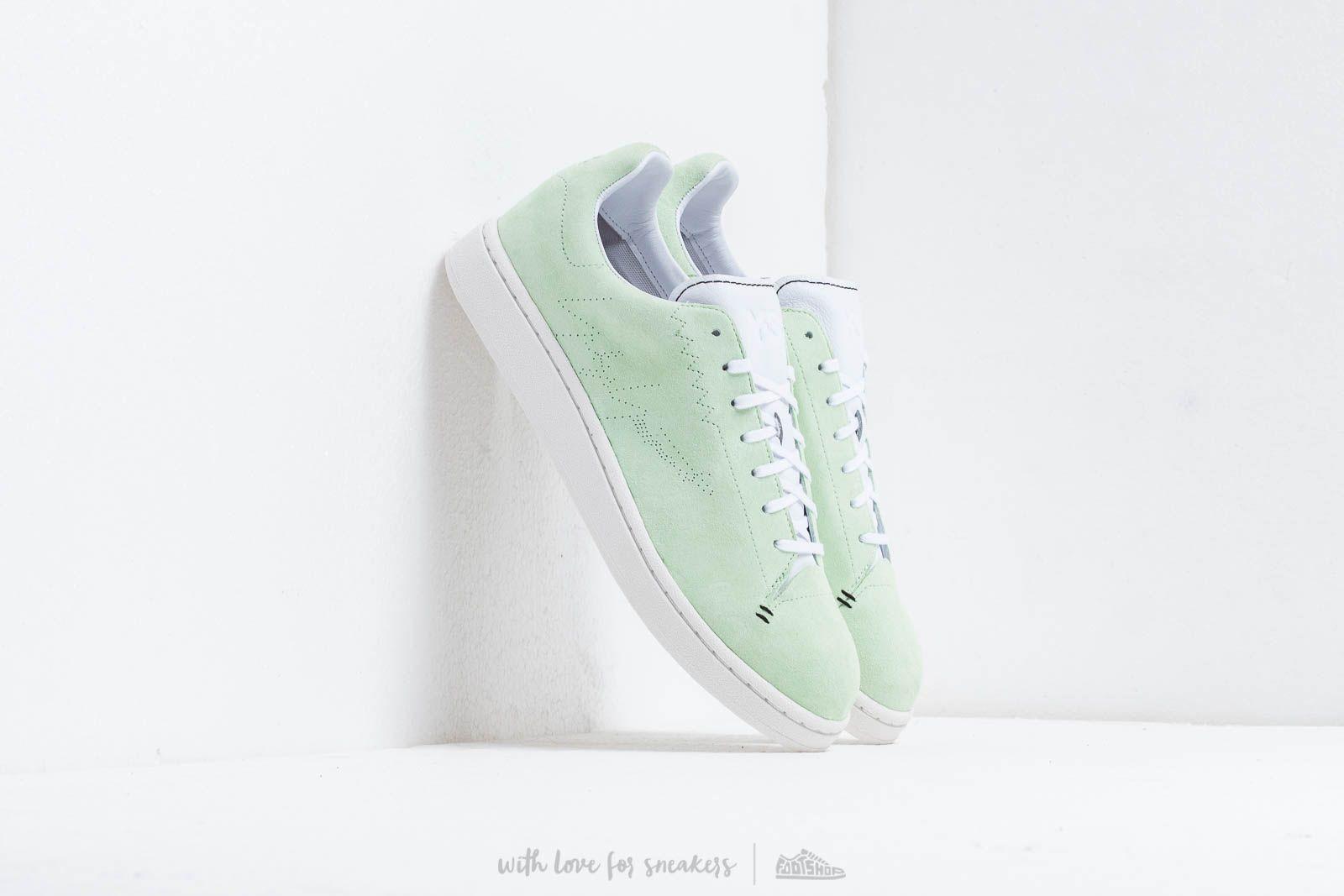 Y-3 Yohji Court Green/ Ftw White/ Core White za skvělou cenu 7 240 Kč koupíte na Footshop.cz