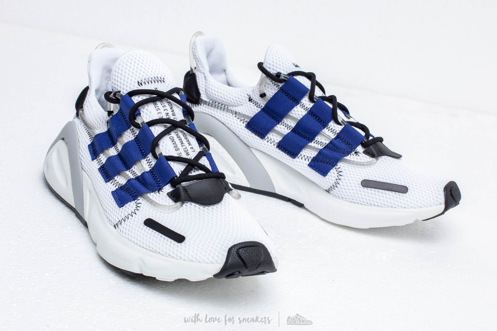 adidas LXCON Ftwr White Active Blue Core Black | Footshop