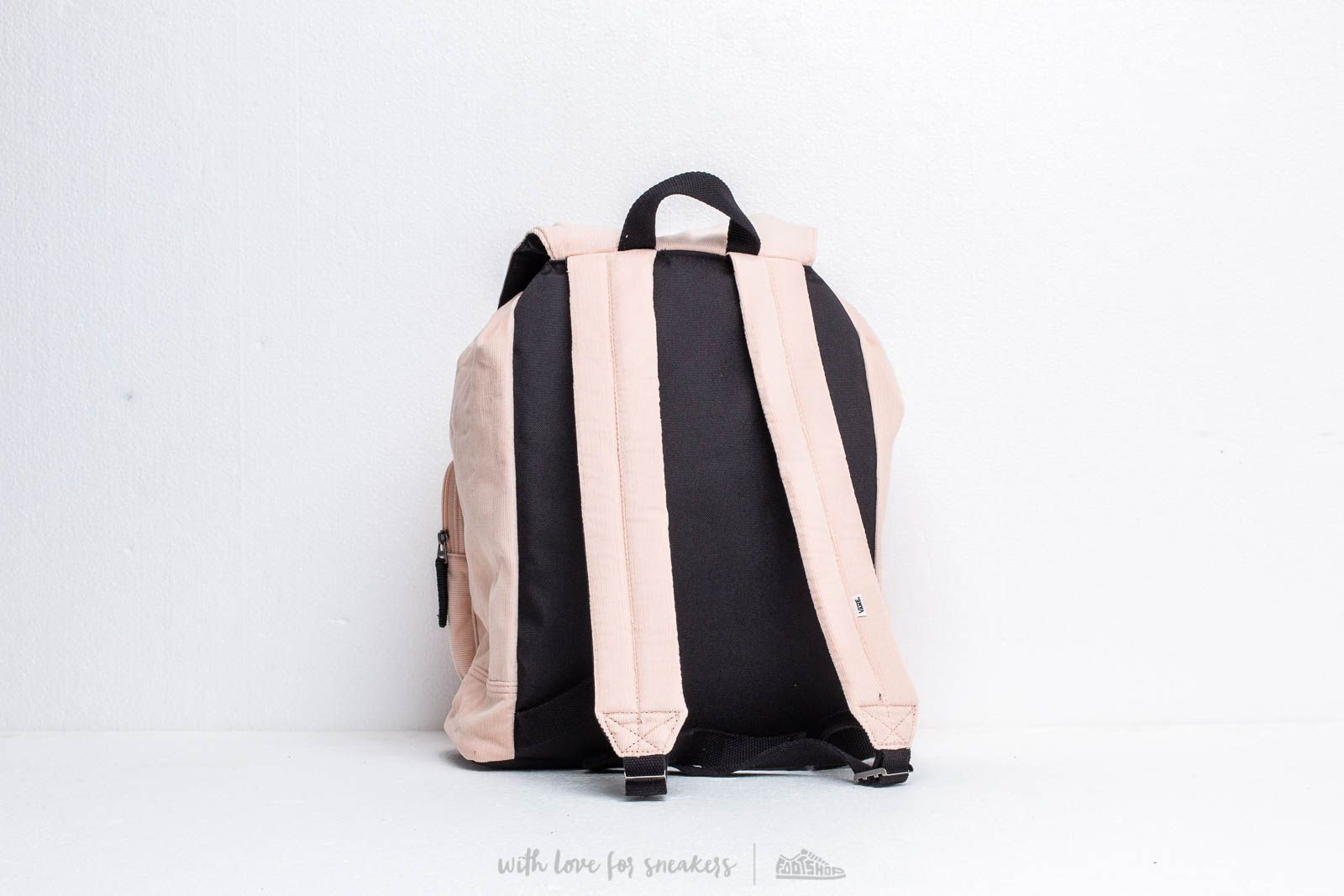 81f50831a2699 Vans Geomancer Cord Backpack Pink at a great price  63 buy at Footshop