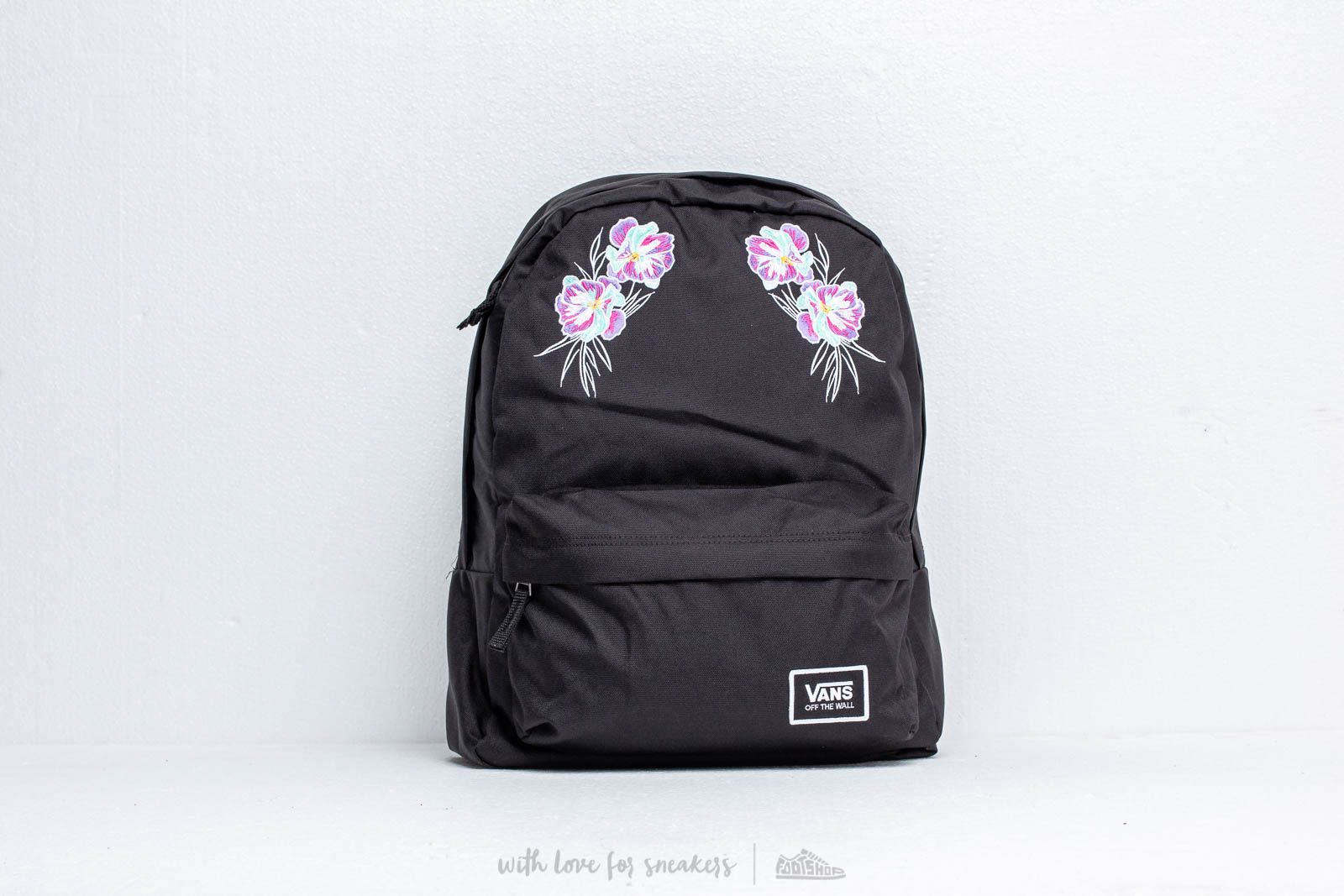 Vans Realm Classic Backpack Black at a great price  39 buy at Footshop fdc9567f65629
