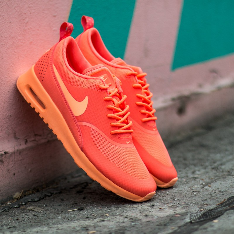 f1f512c0af Nike WMNS Air Max Thea Hot Lava/Sunnset Glow | Footshop