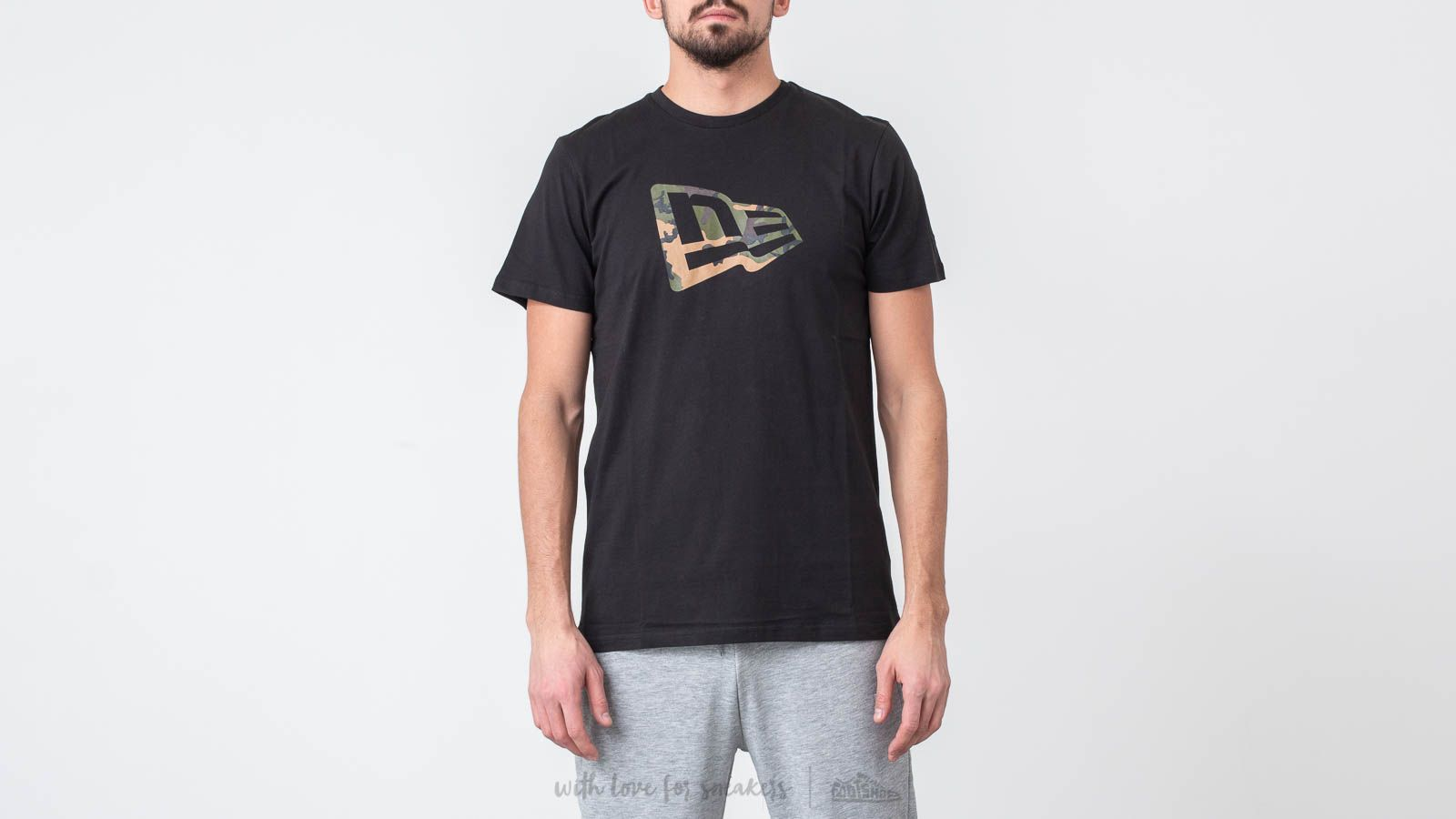 New Era De Flag Infill Tee
