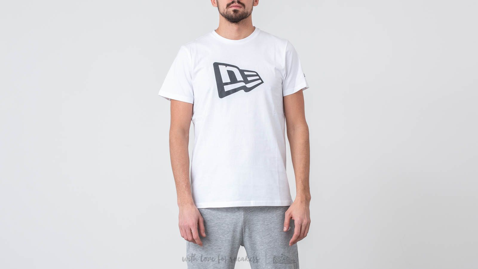New Era De Flag Infill Optic Tee