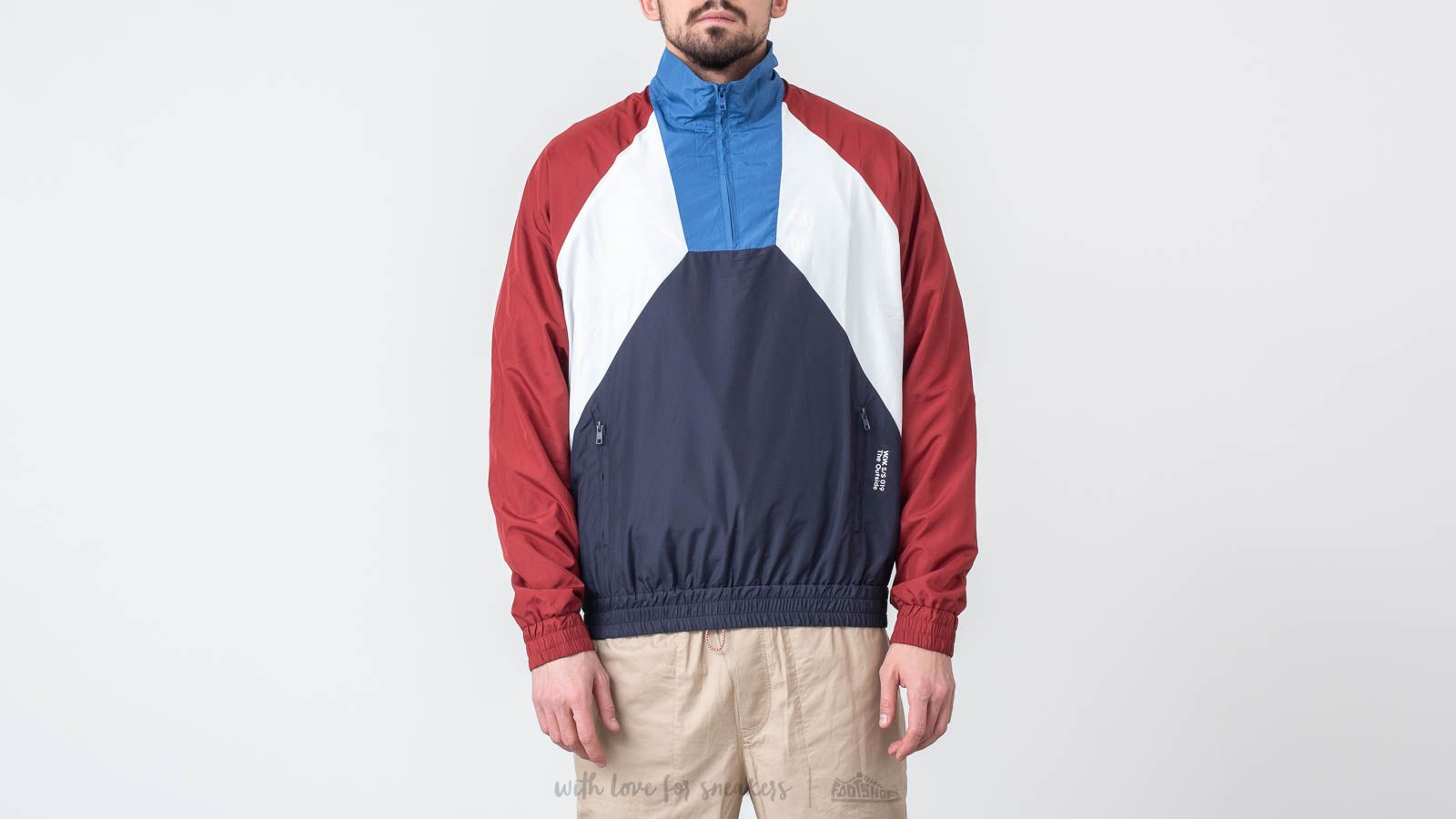 Bundy WOOD WOOD Gaspar Jacket Navy