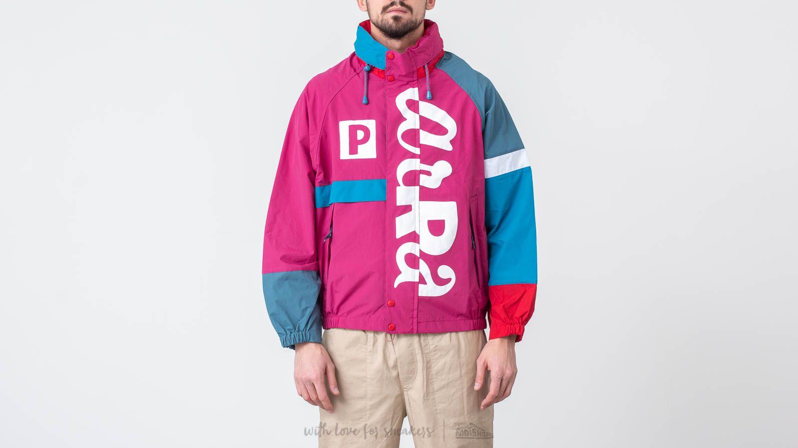 by Parra Piste Jacket Red W super cenie 829 zł kupuj na Footshop.pl