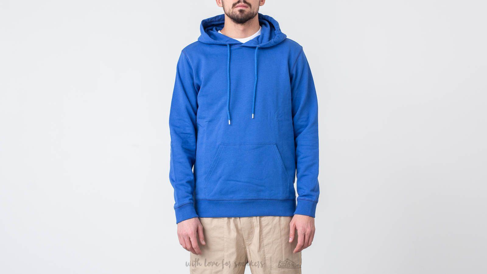 Soulland Melonhead Hoodie Blue za skvělou cenu 3 740 Kč koupíte na Footshop.cz