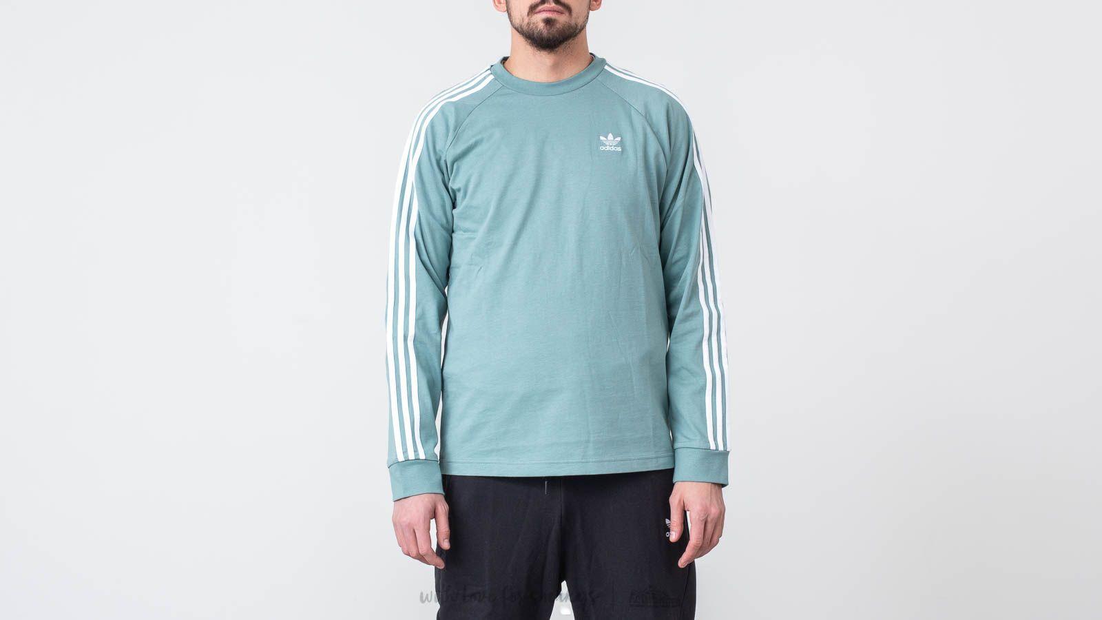 adidas 3-Stripes Longsleeves Tee
