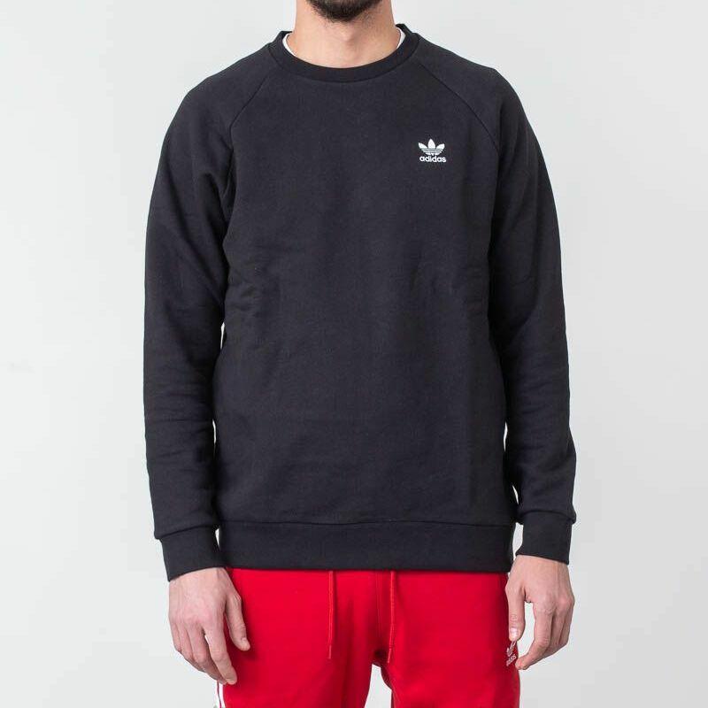 adidas Originals Essential Crewneck Black M