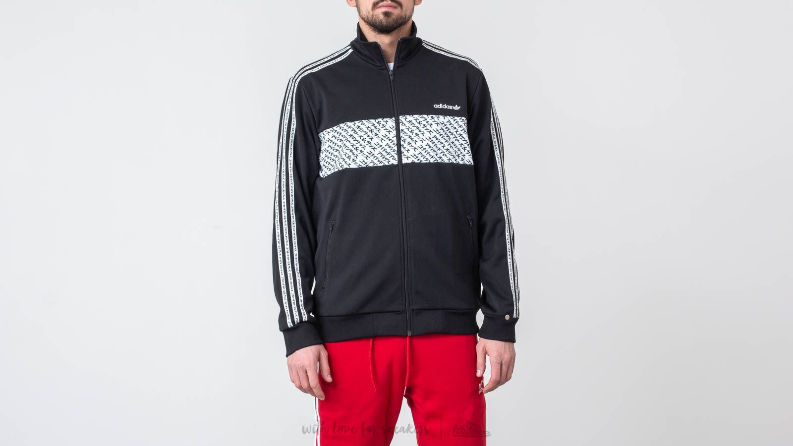 quality design 77f65 5c4e4 adidas x United Arrows & Sons x Mikitype Tracksuit Black ...