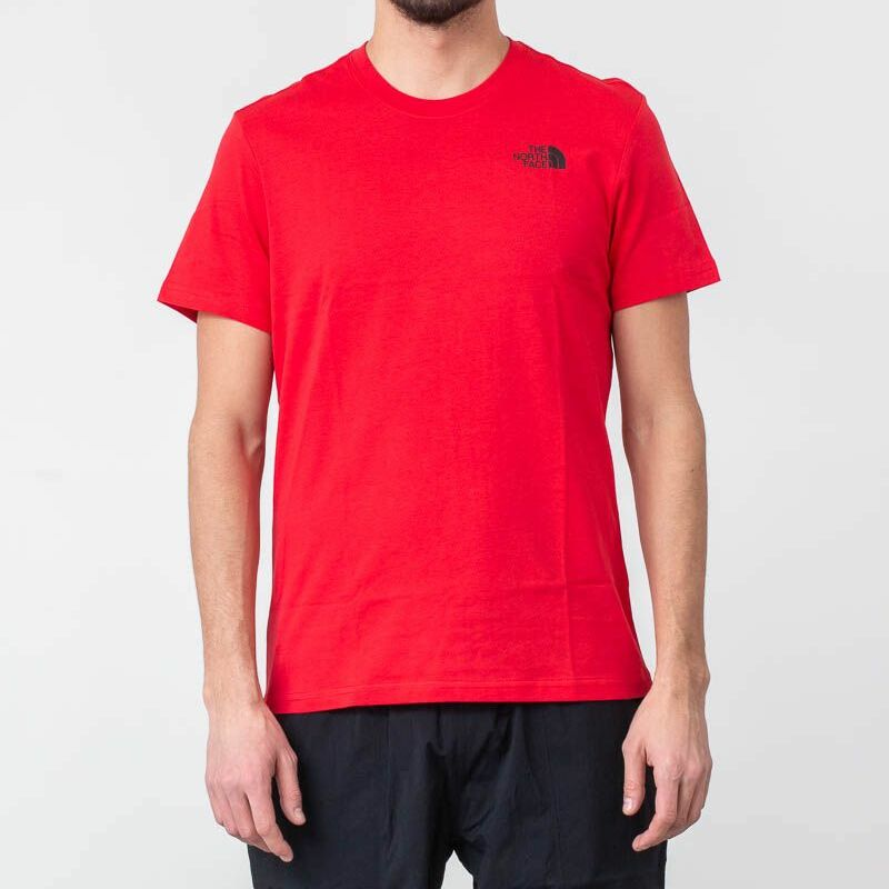 The North Face Red Box Tee Tnf Red