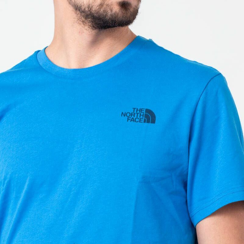 The North Face Simple Dome Tee Bomber Blue