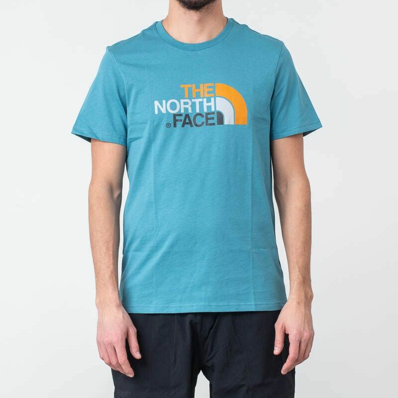 The North Face Easy Tee Storm Blue