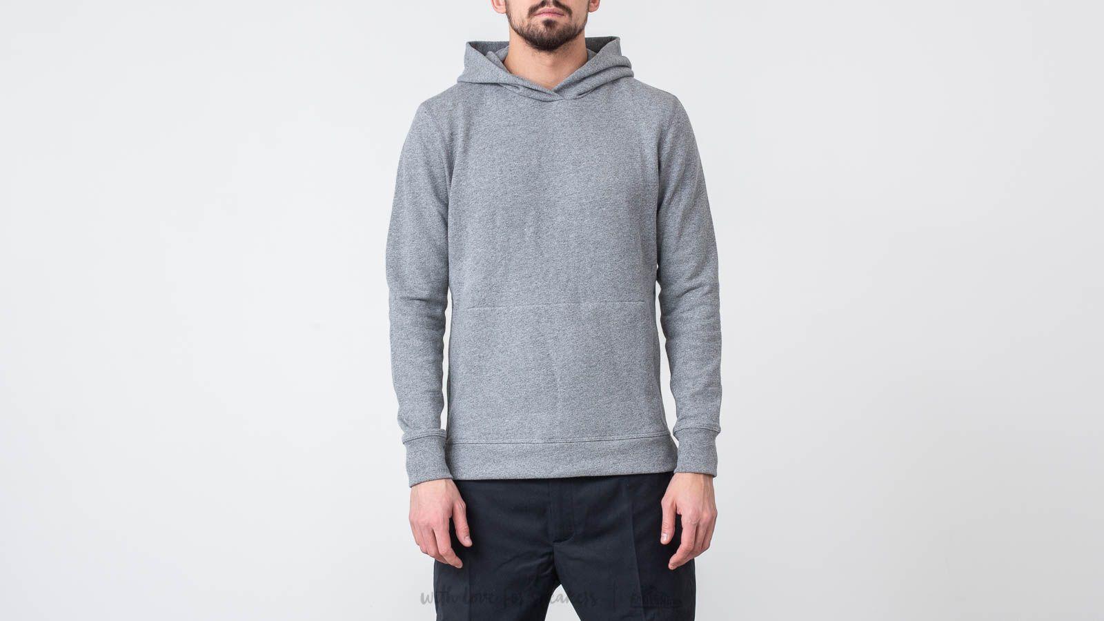 Sweatshirts John Elliott Hooded Villain Hoodie Dark Grey