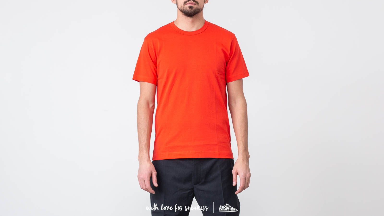 Comme des Garçons SHIRT BOYS S27112 Red at a great price 55 € buy at Footshop