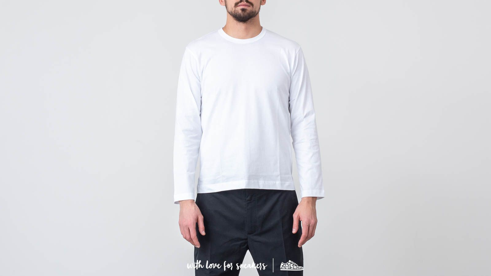 Comme des Garçons SHIRT S27111 White at a great price 68 € buy at Footshop