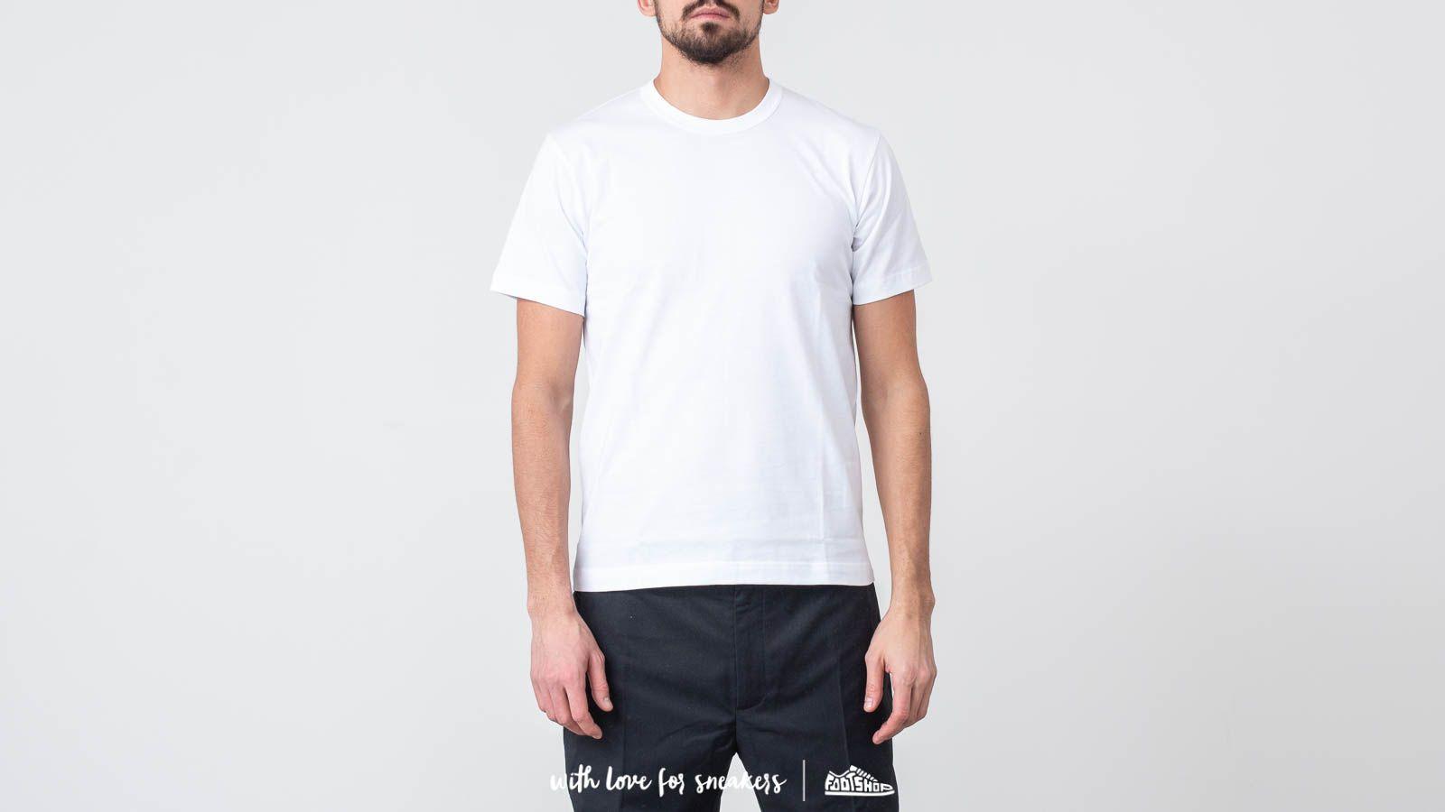 Trička a košile Comme des Garçons SHIRT White