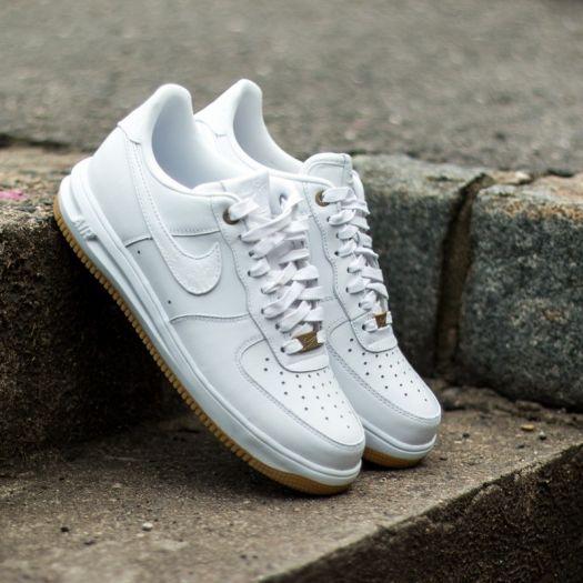 Nike Lunar Force 1'14 Premium QS White   Footshop