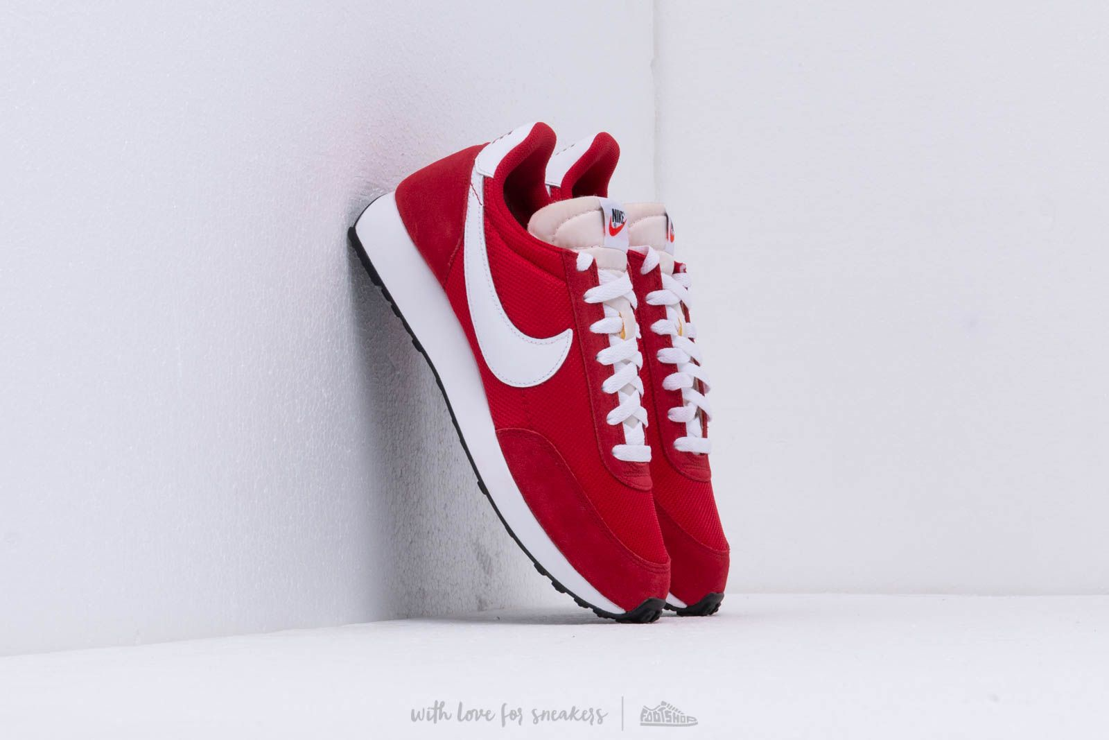 Nike Air Tailwind 79 Gym Red White Black Team Orange | Footshop