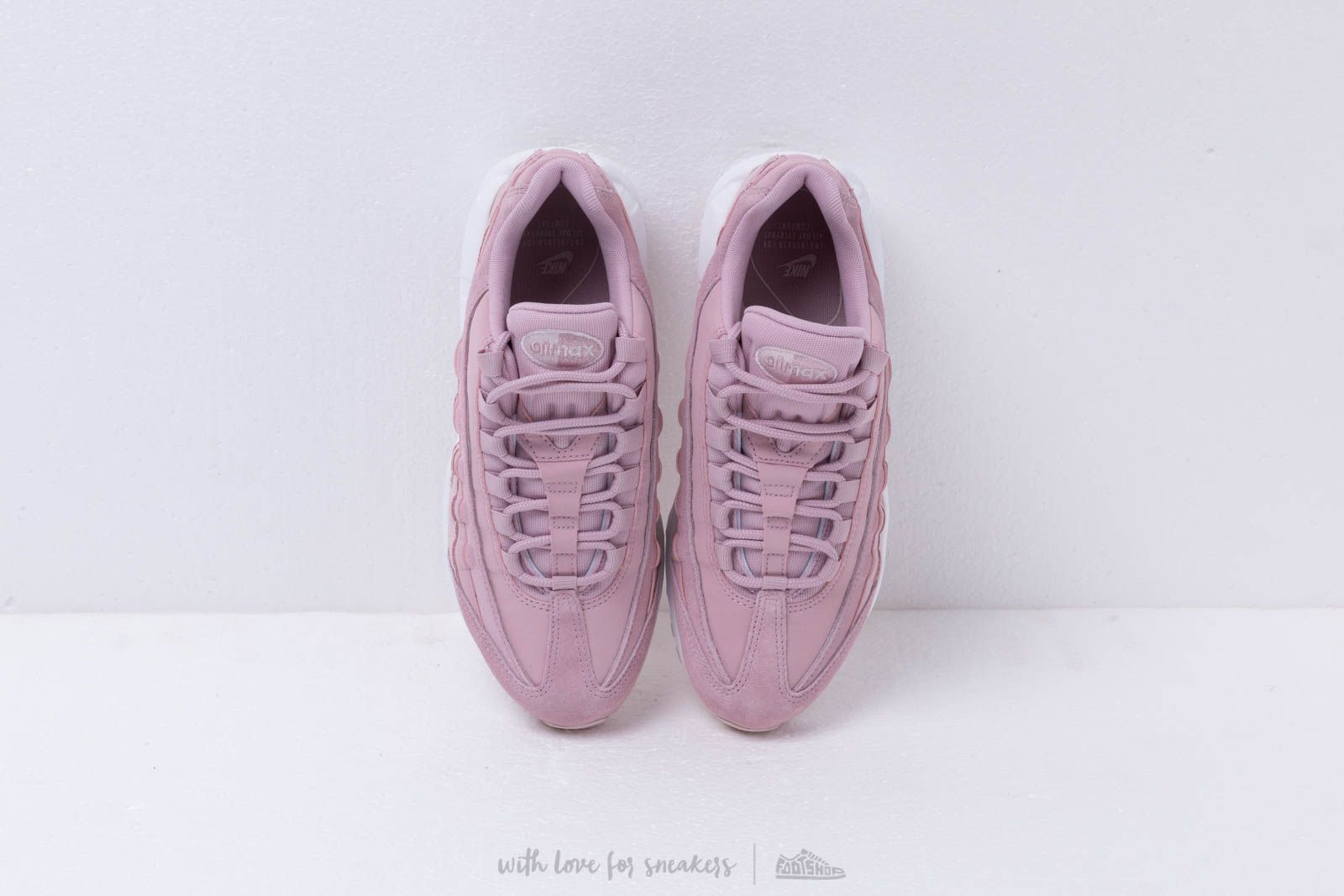 Nike Wmns Air Max 95 Prm Plum Chalk Barely Rose Summit