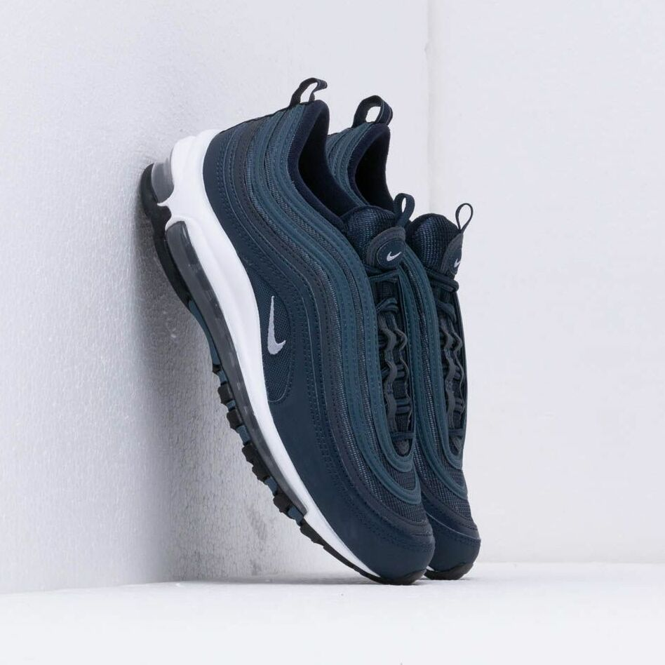 Nike Air Max 97 Essential Obsidian/ Obsidian Mist-Monsoon Blue EUR 47.5