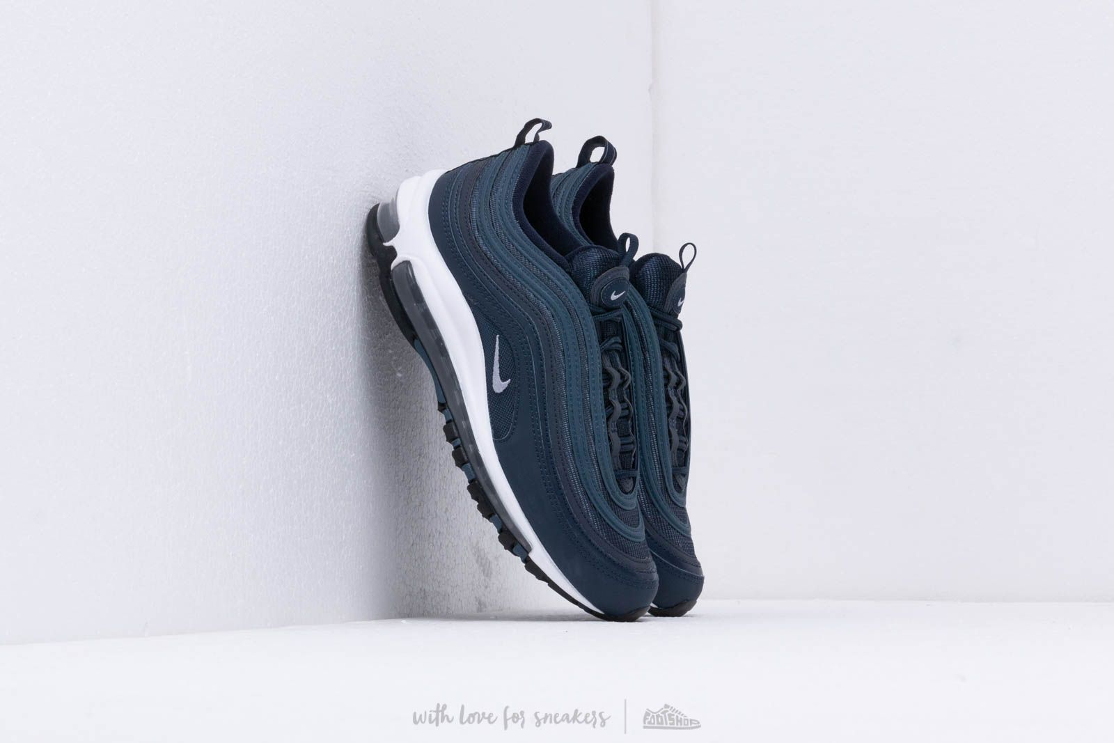 2337284897 Nike Air Max 97 Essential Obsidian/ Obsidian Mist-Monsoon Blue at a great  price