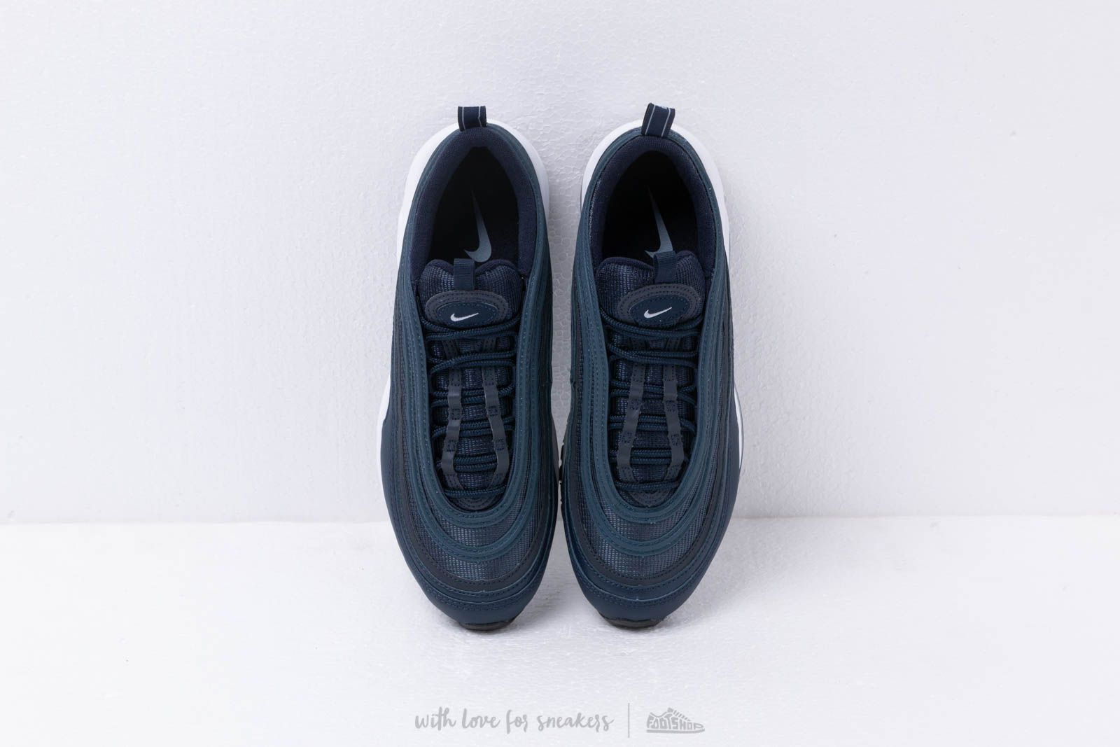Nike Air Max 97 Essential Obsidian Obsidian Mist Monsoon Blue | Footshop
