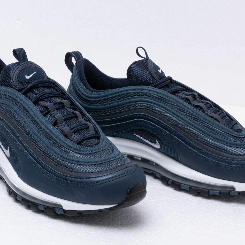 castigo Circunstancias imprevistas nuez  Nike Air Max 97 Essential Obsidian/ Obsidian Mist-Monsoon Blue ...