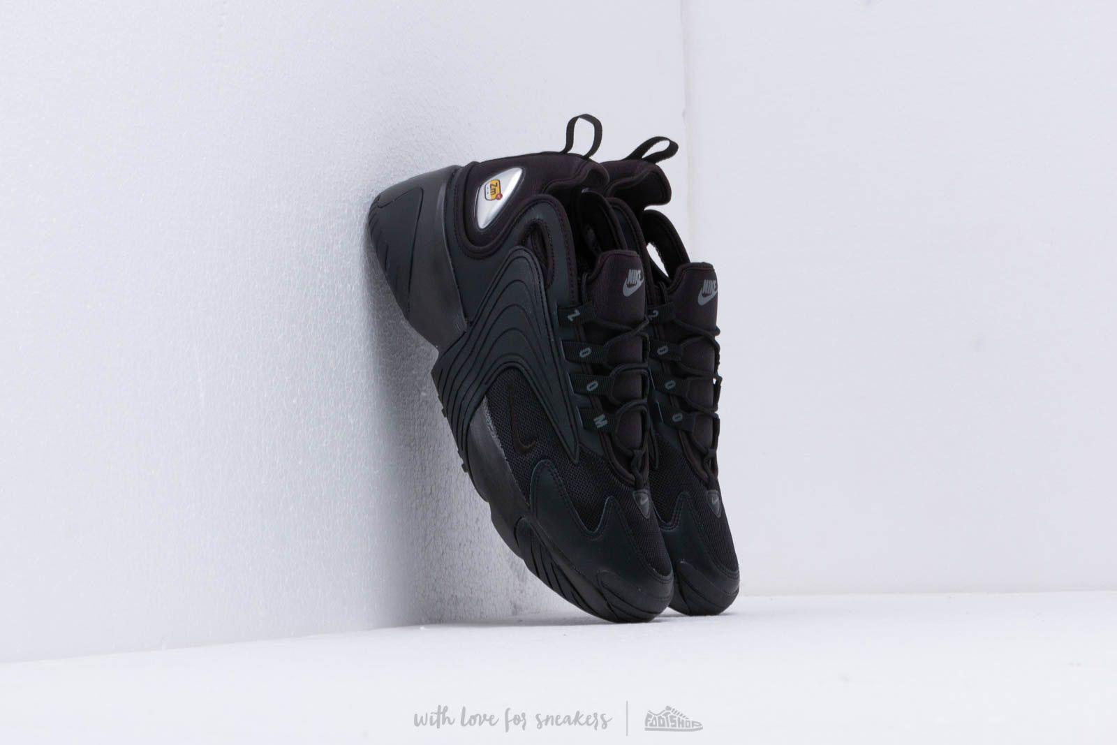 Pánské tenisky a boty Nike Zoom 2K Black/ Black-Anthracite