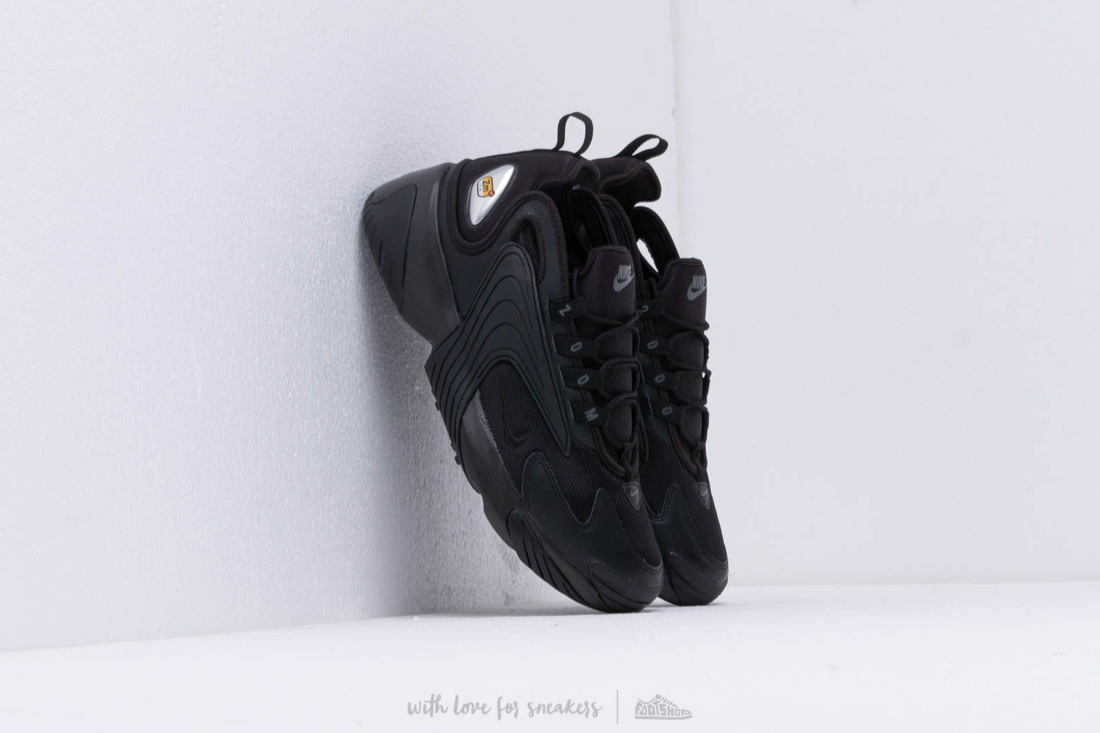 Chaussures et baskets homme Nike Zoom 2K Black/ Black-Anthracite