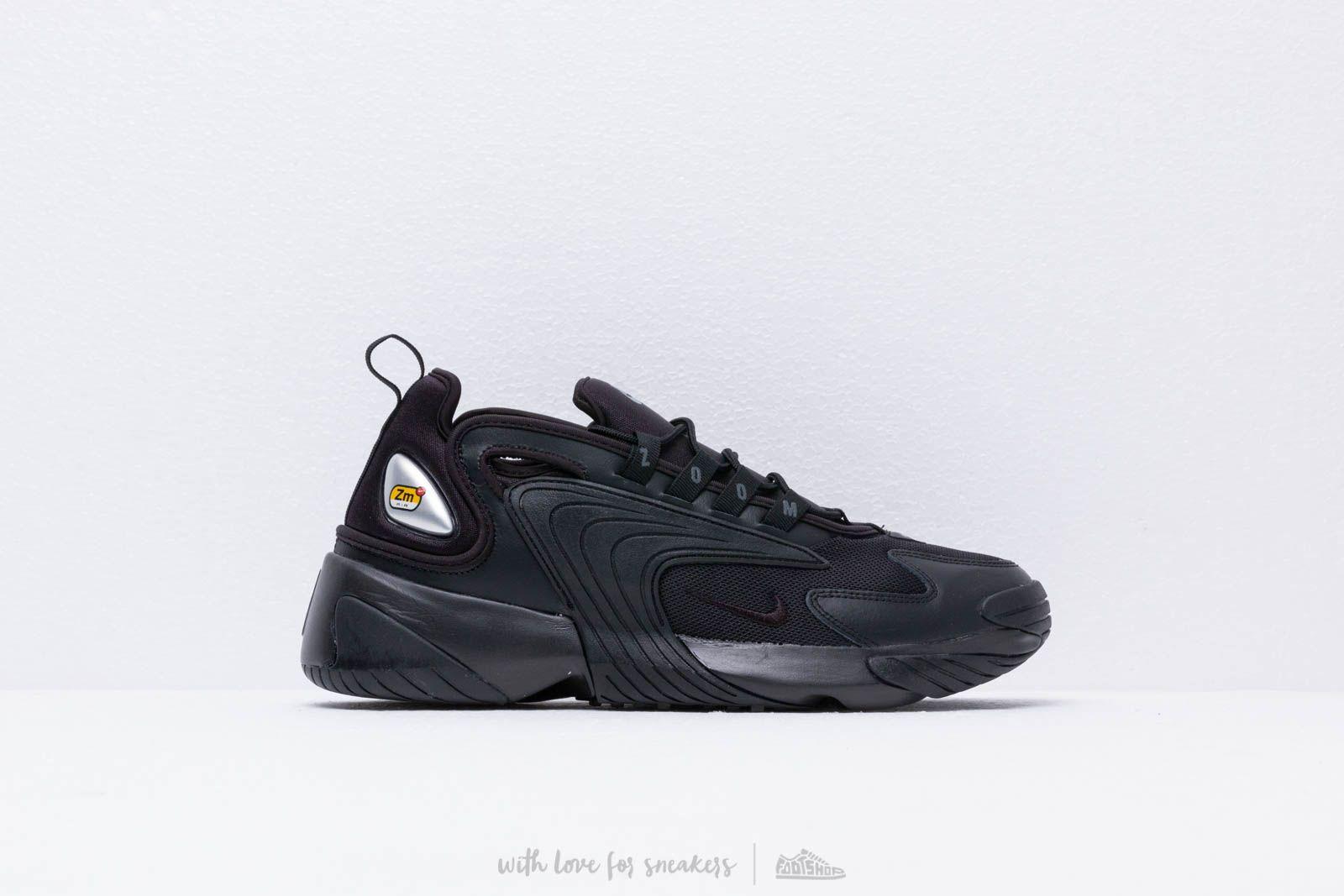 61135e4741658 Nike Zoom 2K Black  Black-Anthracite nagyszerű árakon 28 843 Ft vásárolj a  Footshopban