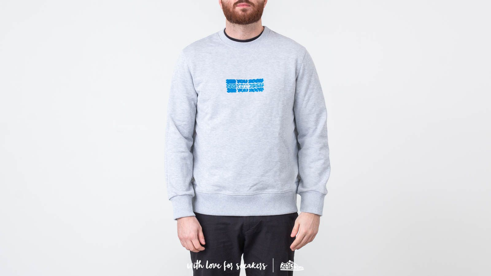 "FTSHP ""See You Soon"" Crewneck"
