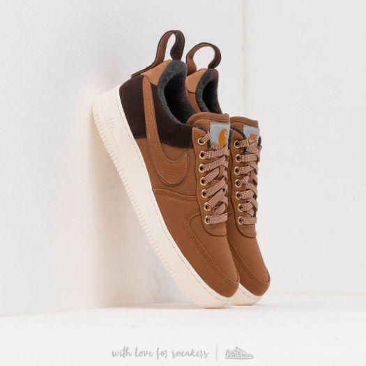 Nike x Carhartt WIP Air Force 1 '07 Premium Ale Brown Ale Brown Sail | Footshop