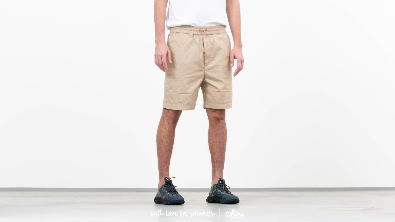 WOOD WOOD Baltazar Shorts Light Khaki za skvelú cenu 106 € kúpite na Footshop.sk