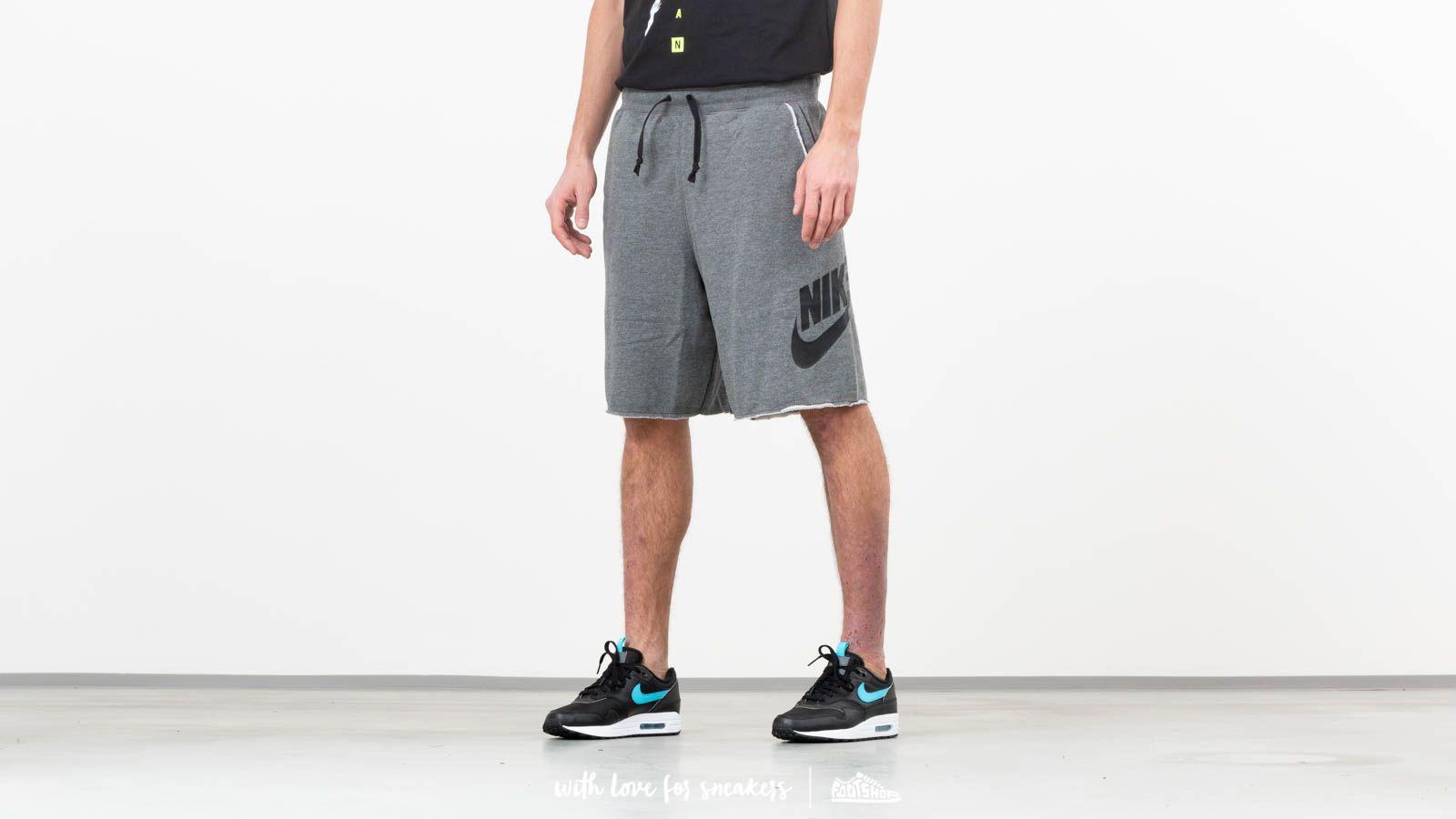 Nike Sportswear Alumni Fleece Tech Shorts