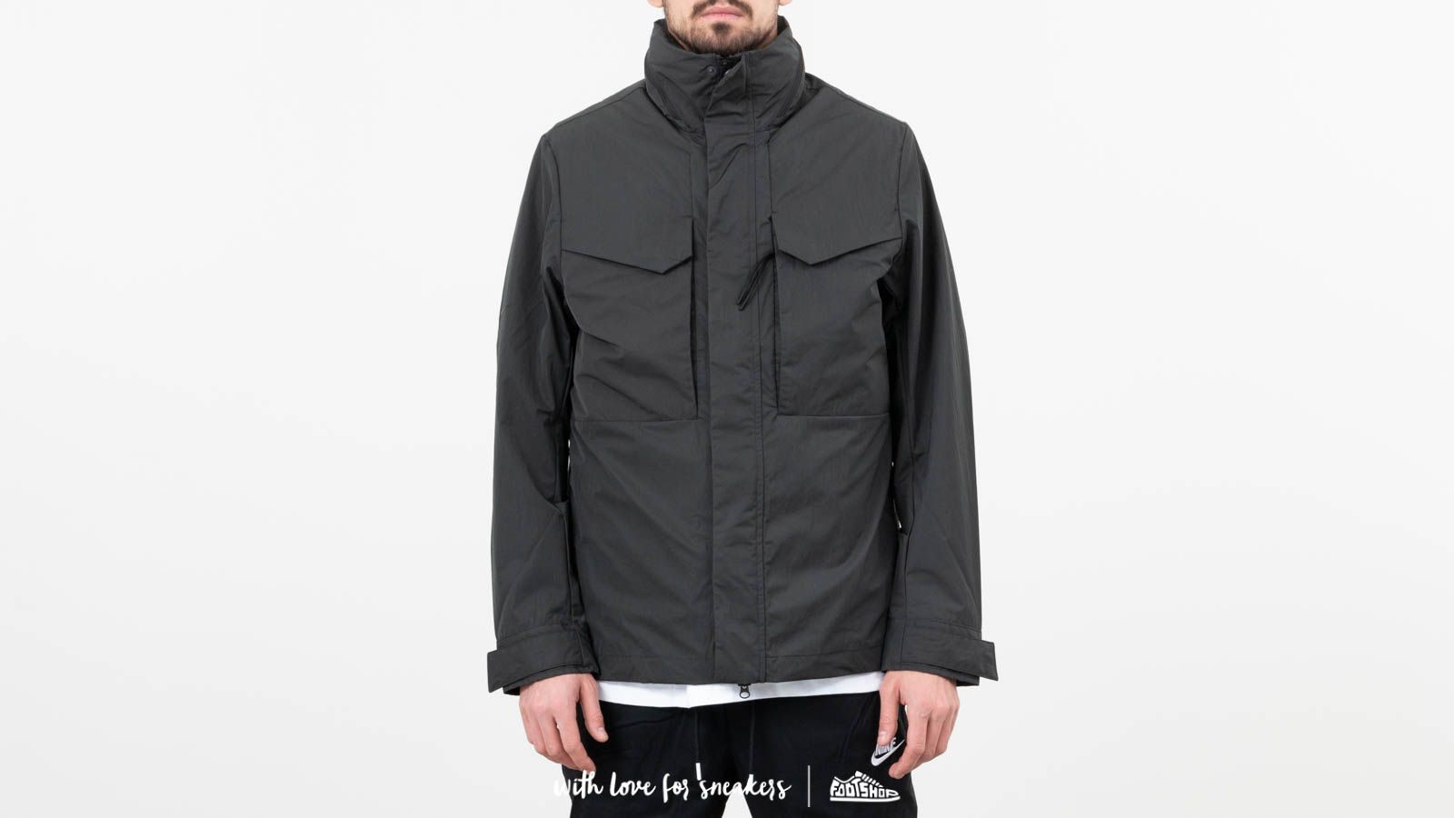 4973a8ec5 Nike Sportswear Tech Pack Synthetic-Fill Jacket Black at a great price 216  € bestell