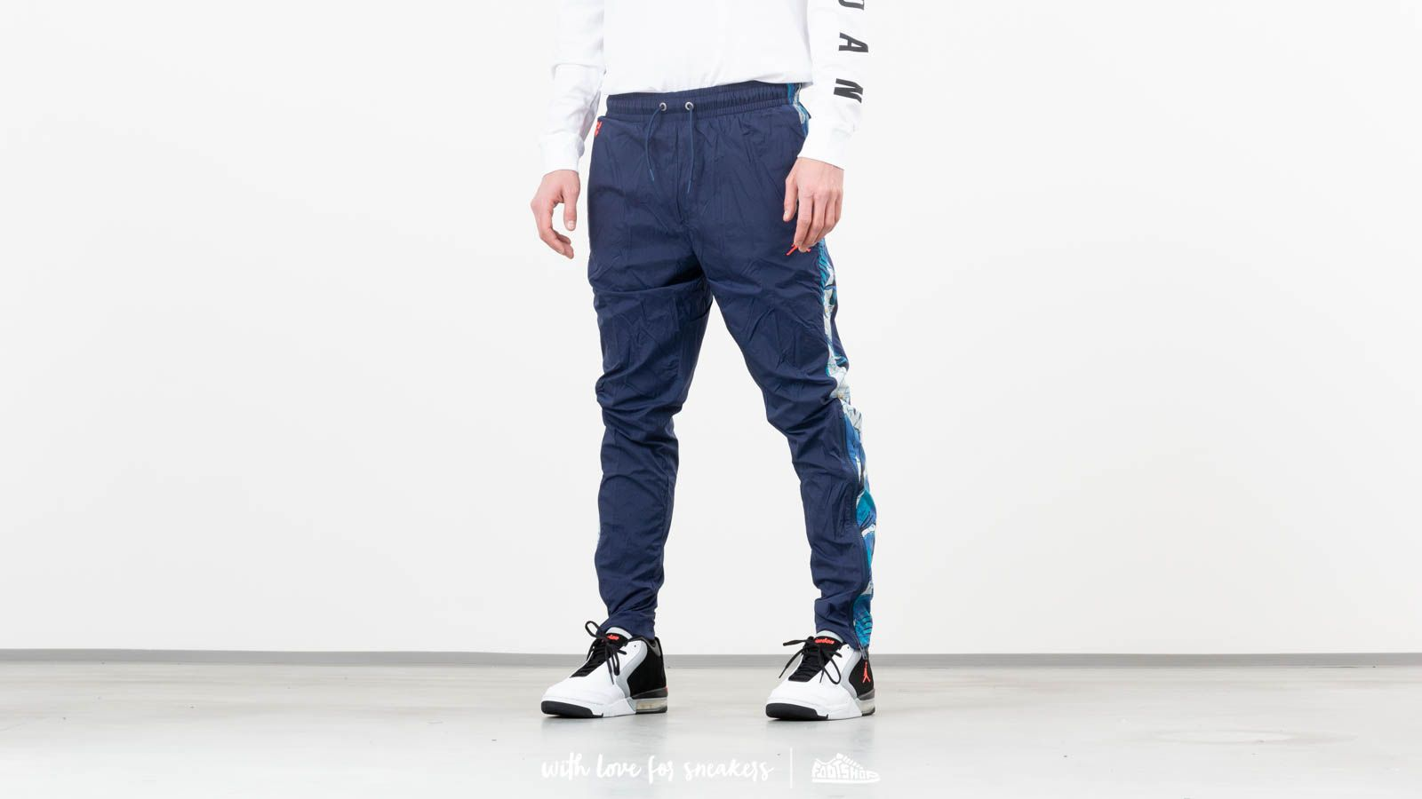 df6610476b40b3 Jordan X Russel Westbrook Flight Pants Midnight Navy at a great price 84 €  buy at