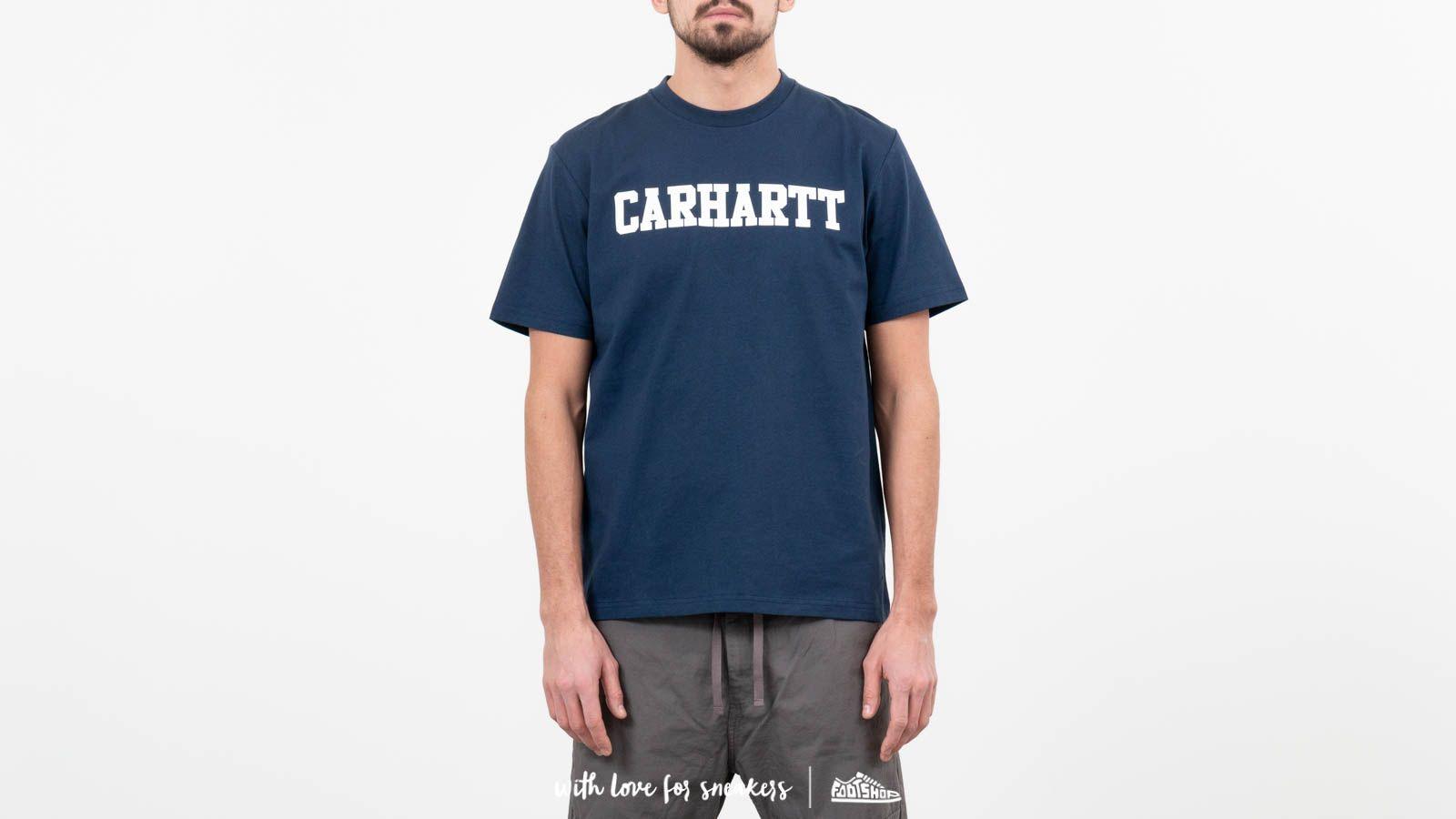 Carhartt WIP Shortsleeve College Tee
