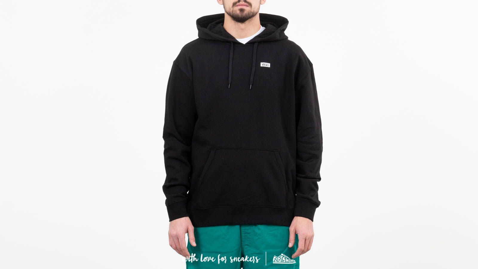 8a20f2f328 Vans Retro Tall Type Hoodie Black at a great price £51 buy at Footshop