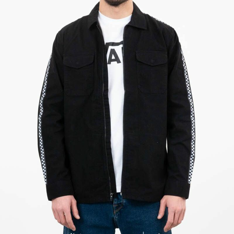 Vans Checker Point Jacket Black
