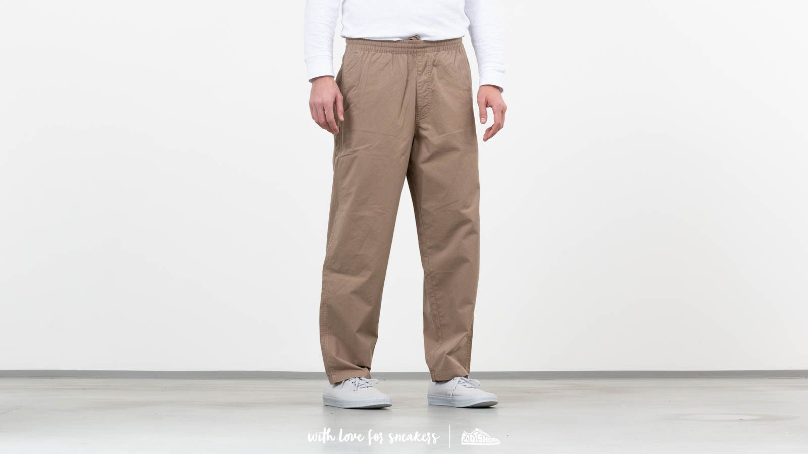 Pants and jeans Vans Embarcadero Pants Military Khaki